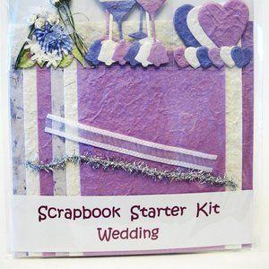Wedding Christopher Roberts Scrapbook Starter Kit